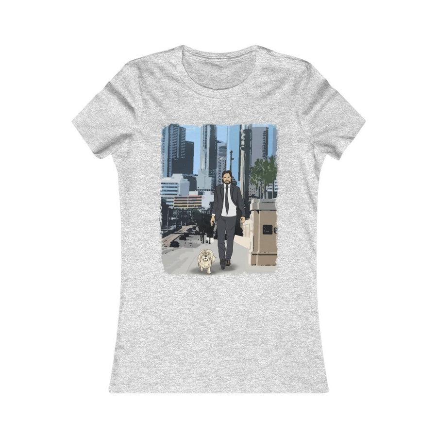 Dog's Best Friend (John Ric) - Women's Favorite Tee