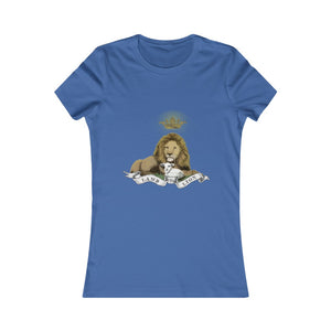 From Lamb to Lion - Women's Favorite Tee