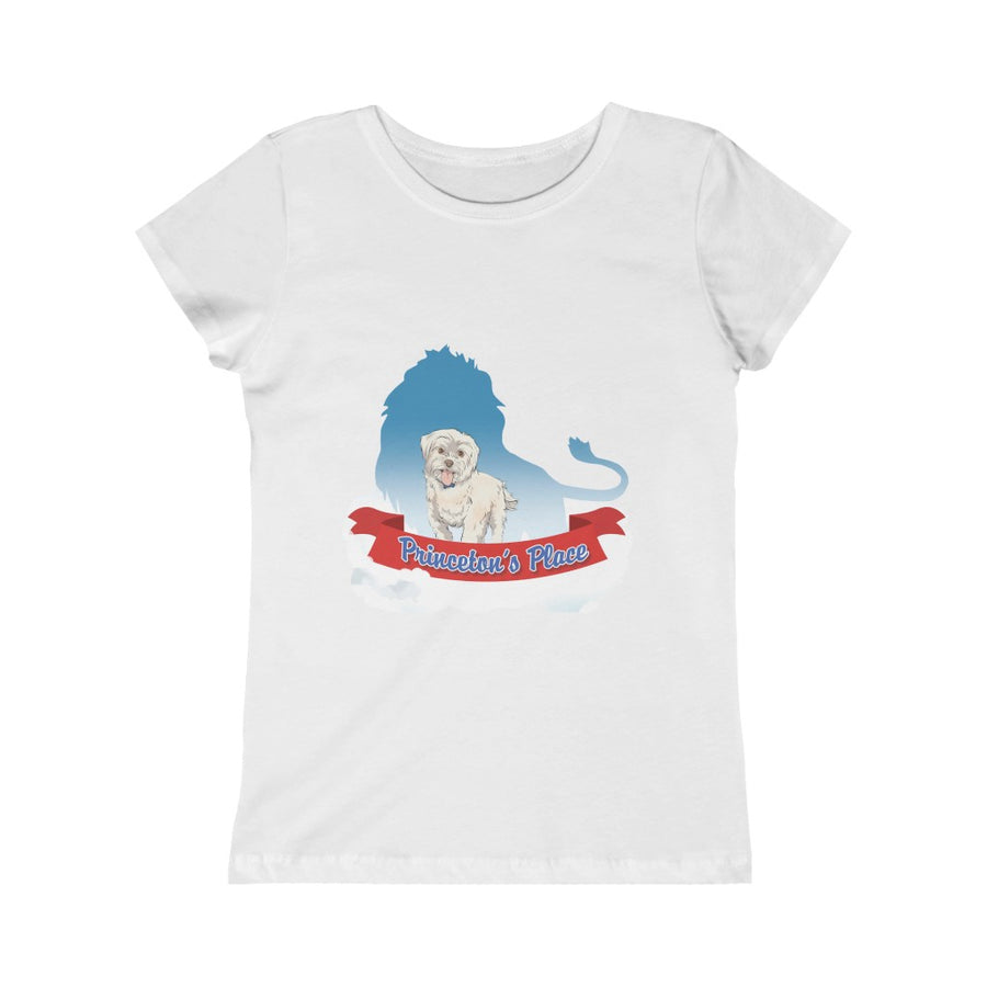Princeton's Place - Girls Princess Tee