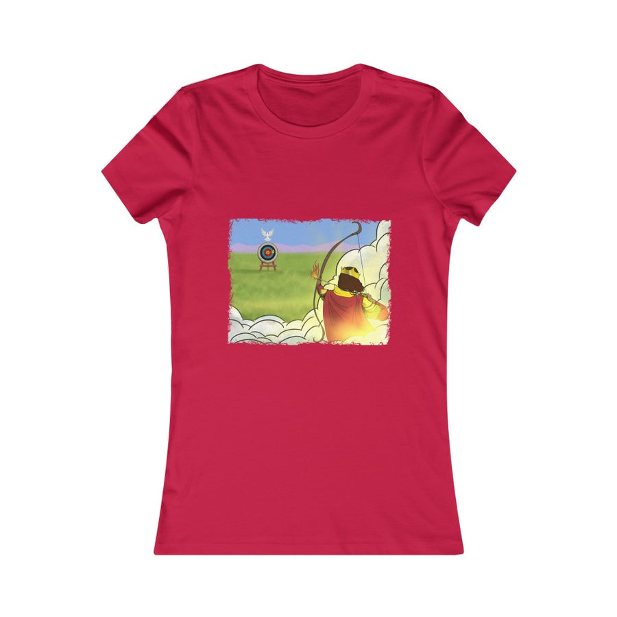 God the Archer - Women's Favorite Tee