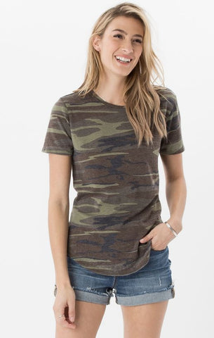 The Ultimate Camo Crew Tee