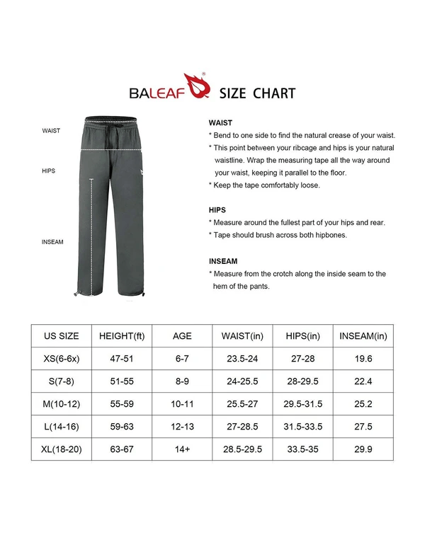 fleece boy's basic comfortable sweat pants age group kids Clothing baleaf