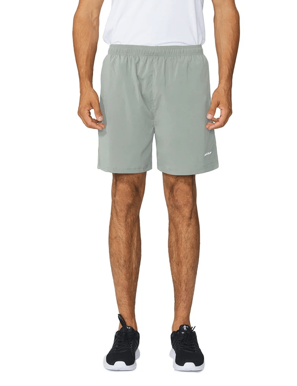 male 5'' light-weight quick dry fully lined shorts age group adult Clothing baleaf Light Gray S