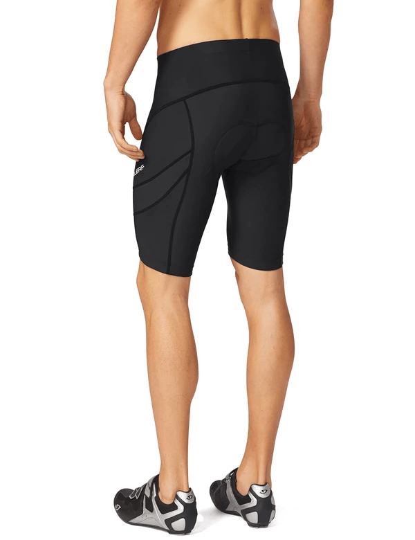 unisex 3d chamois padded low cut compression cycling shorts age group adult Clothing Lightones