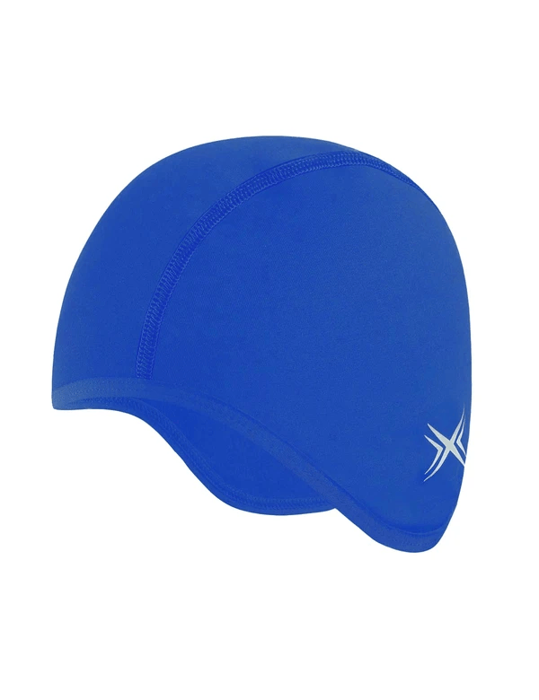 unisex thermal fleece lined breathable cycling cap age group adult Clothing LightoneSport Blue One Size