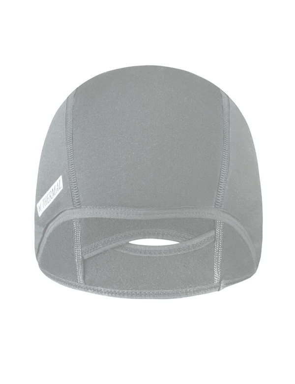 unisex thermal fleece lined breathable cycling cap age group adult Clothing LightoneSport Gray One Size
