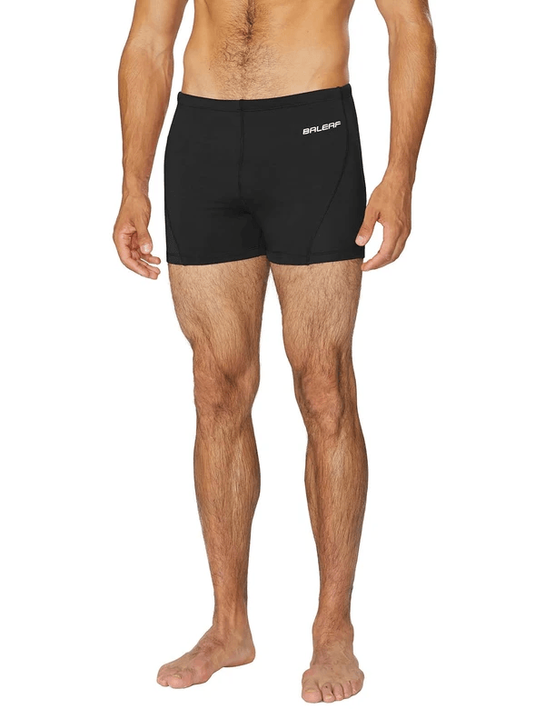 unisex upf50+ durable skin tight compression swim trunks age group adult Clothing Lightones