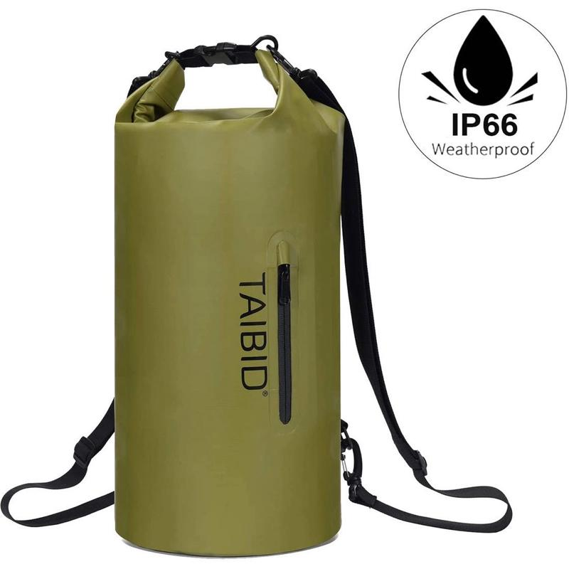 waterproof dry bag, 10l/20l/30l dry bags group adult Bag Taibid