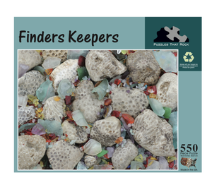 Finders Keepers Jigsaw Puzzle