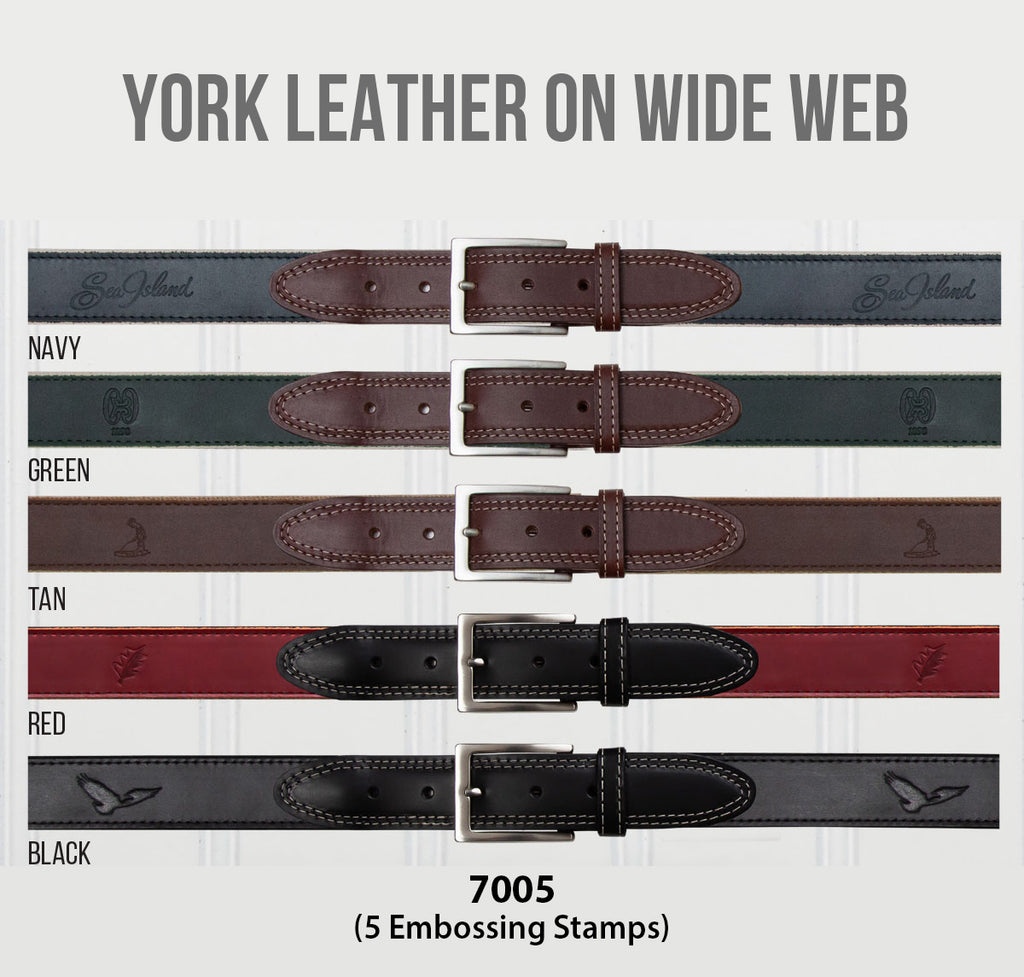York Leather on Wide Web