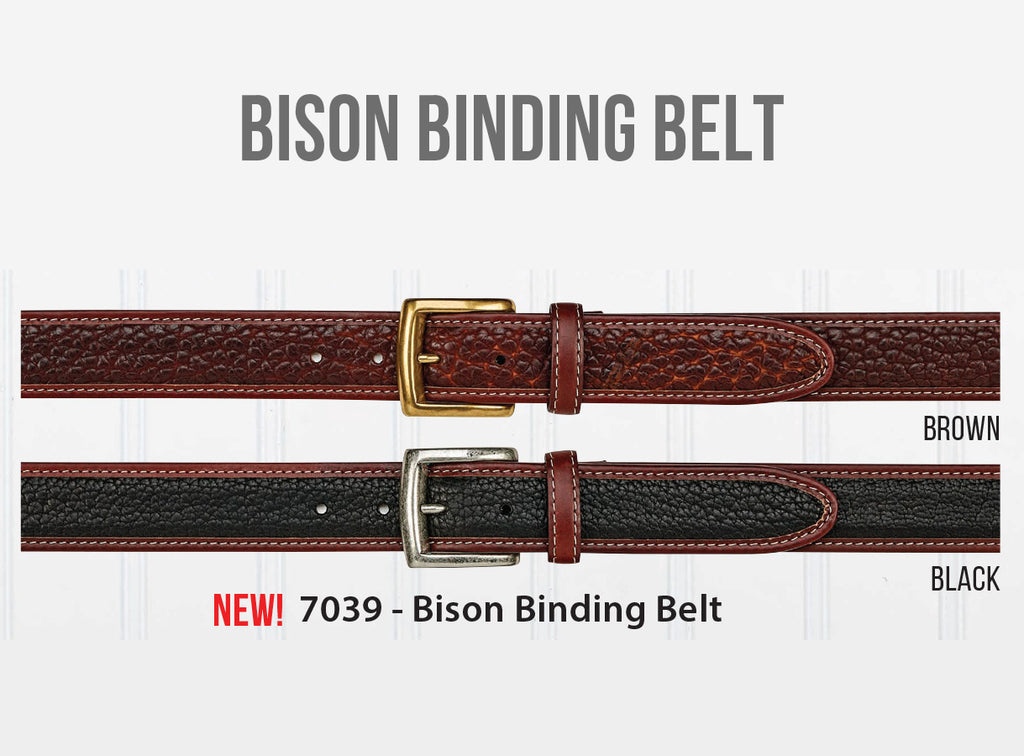 Bison Binding Belt