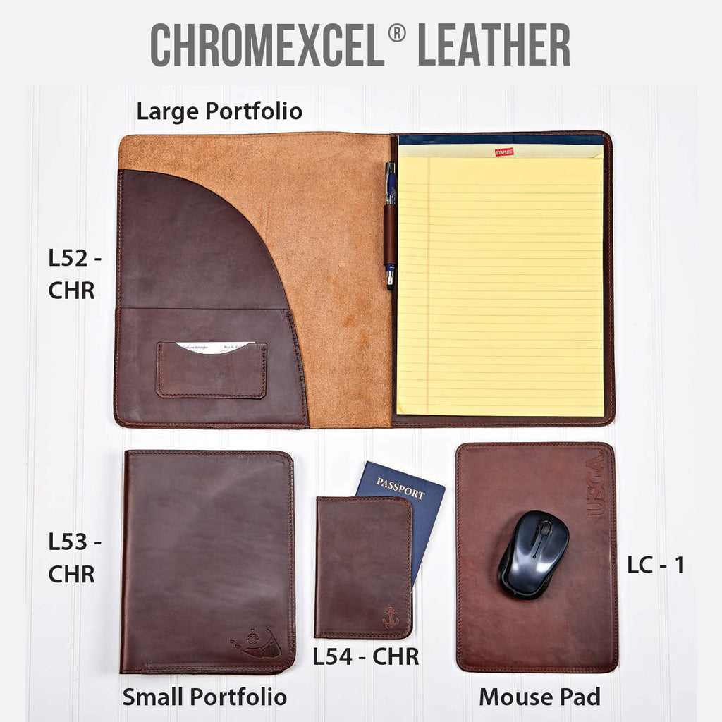 Chromexcel Leather Accessories