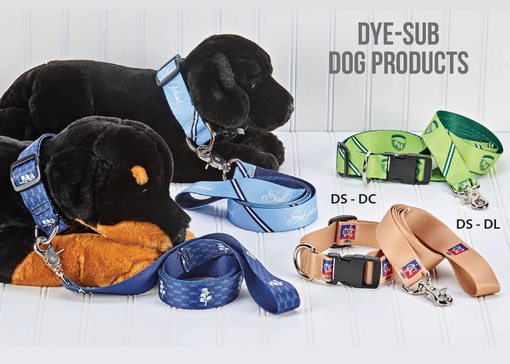 Dye-Sublimation Dog Products