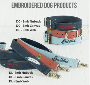 Embroidered Dog Products