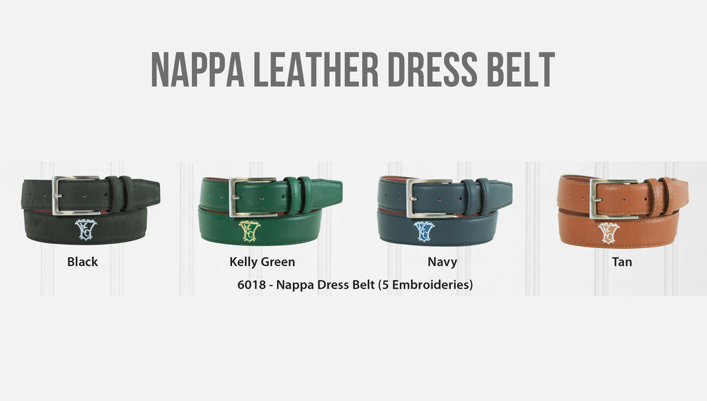 Nappa Dress Belt