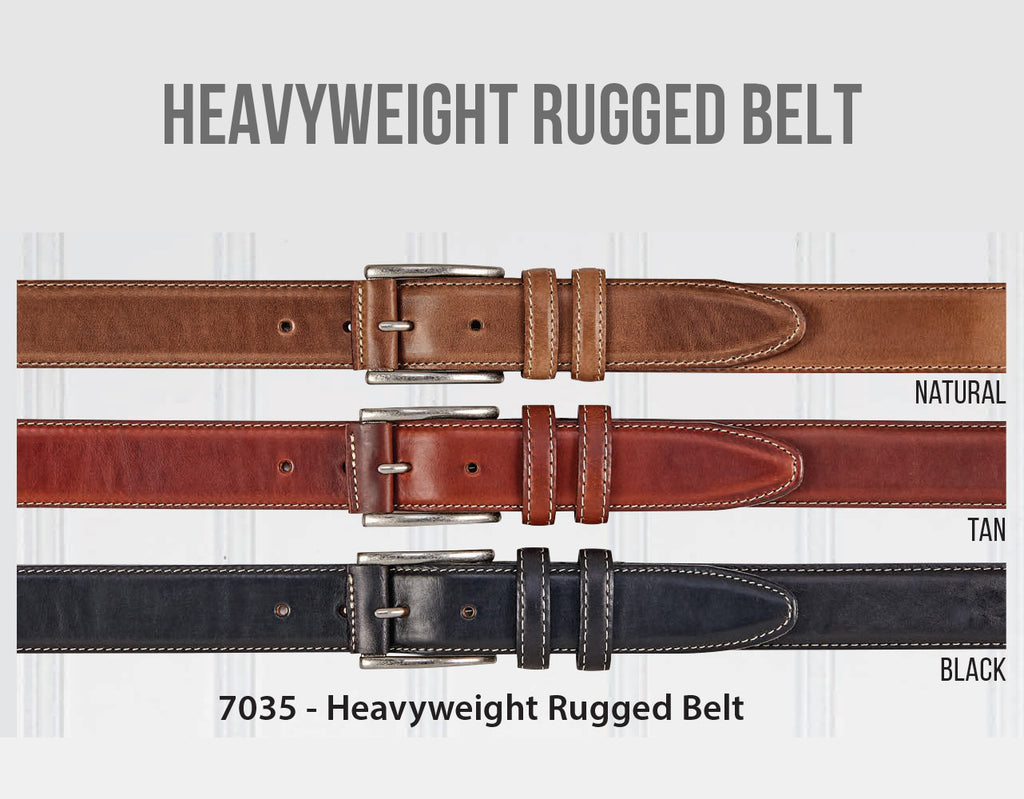 Heavyweight Rugged Belt