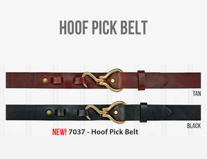 Hoof Pick Belt