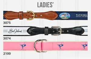 Ladies' Ribbon Belt