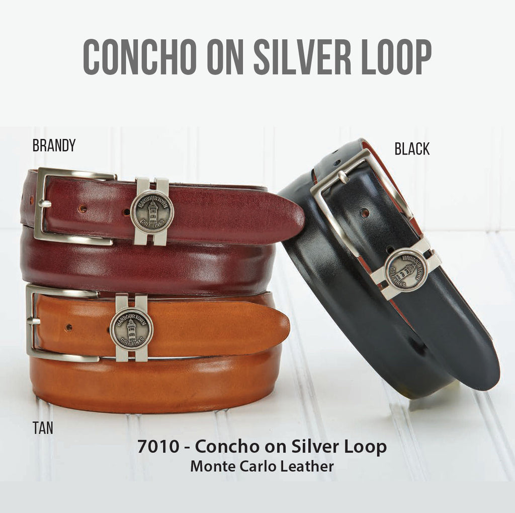 Concho on Silver Loop