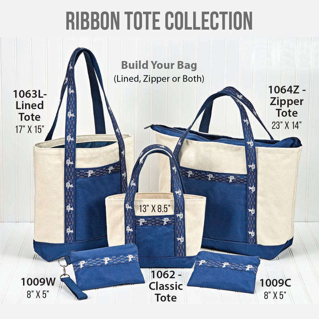 Ribbon Tote Collection