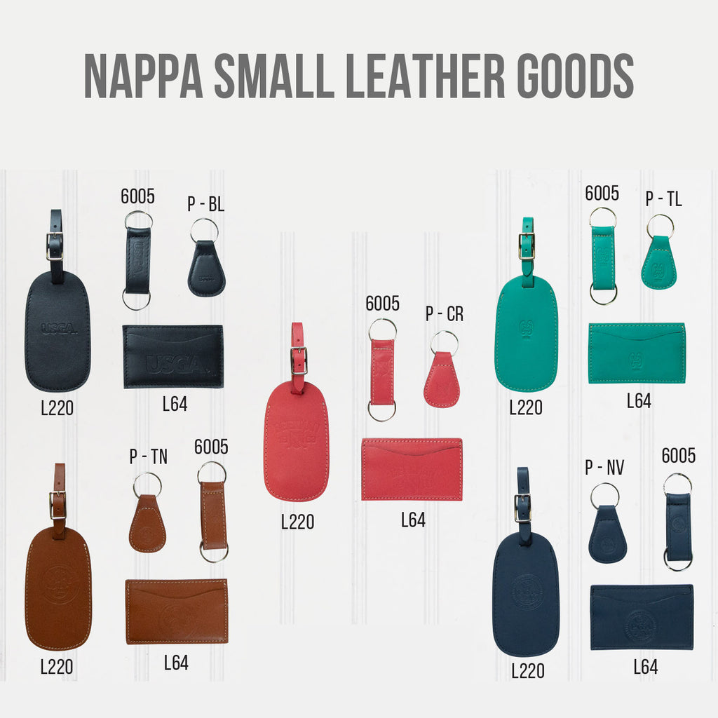 Nappa Small Leather Goods