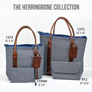 The Herringbone Collection