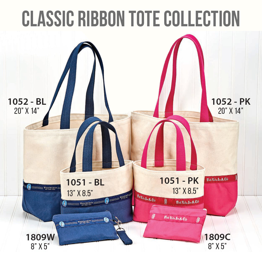 Unlined Tote Collection