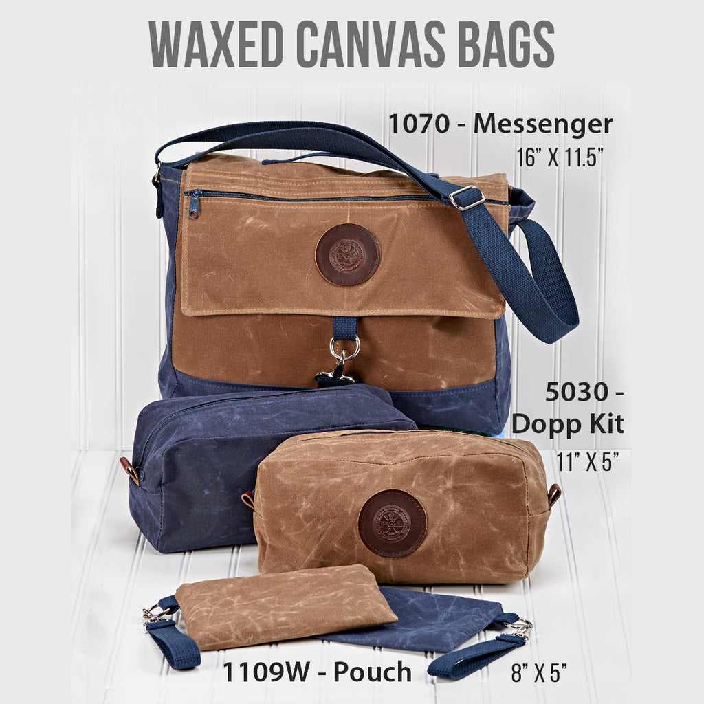 Waxed Canvas Collection