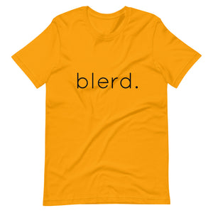 blerd. Short-Sleeve Unisex T-Shirt