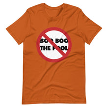 Load image into Gallery viewer, Boo Boo The Fool Short-Sleeve Unisex T-Shirt