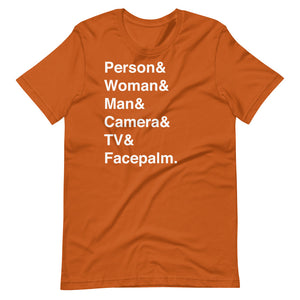 Person & Woman & Man Short-Sleeve Unisex T-Shirt