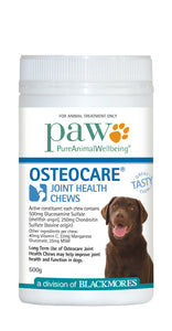 Paw Osteocare Chew  500g