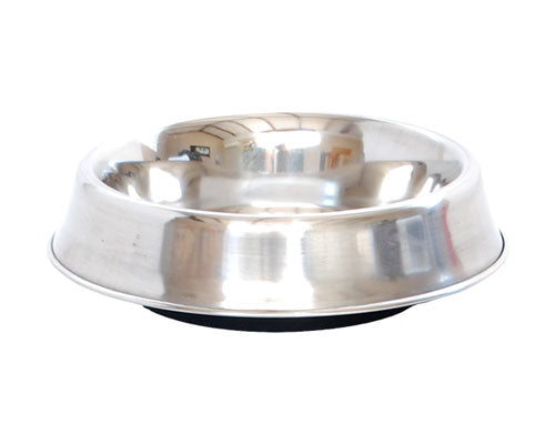 Canine Care Ant Free Stainless Steel Dog Bowl 32 oz
