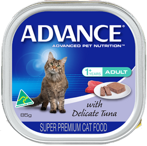 Advance - Adult Cat with Delicate Tuna 85g
