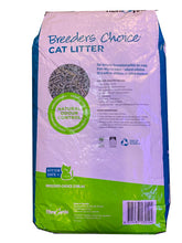 Load image into Gallery viewer, Breeders Choice Cat Litter 30 Litre