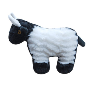 Dog Toy Ruff Play Plush Buddies Goat 17cm