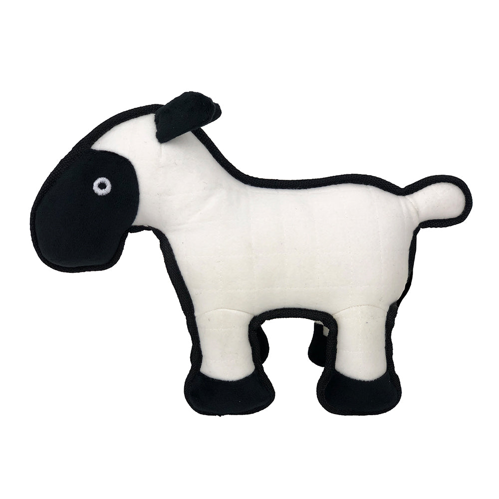 Dog Toy Ruff Play Plush Buddies Sheep 36cm