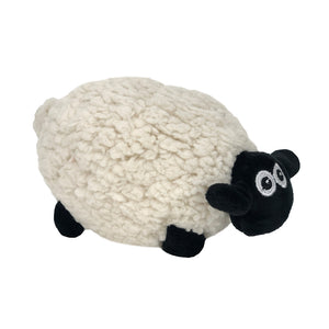 Dog Toy Snuggle Woolly Sheep Small