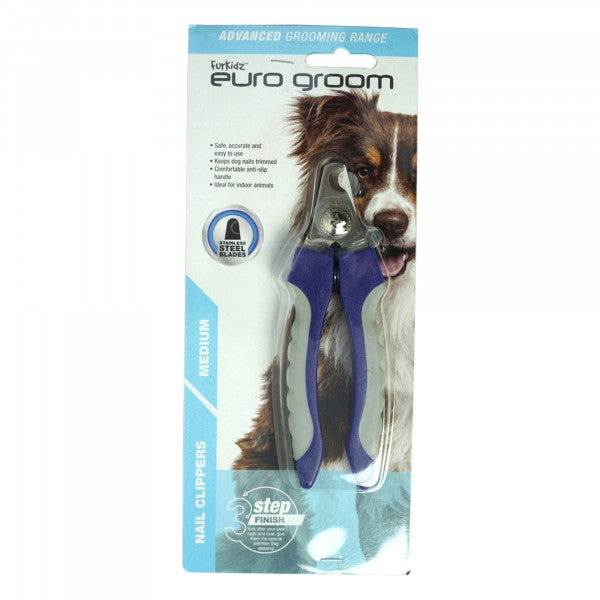 Euro Groom Deluxe Nial Clipper Medium