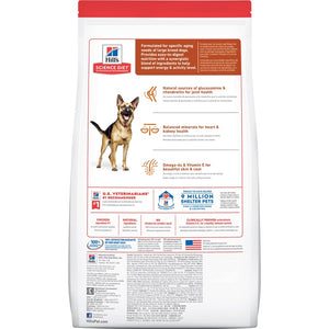 Hill's Science Diet Adult 6+ Large Breed Senior Dry Dog Food 12kg