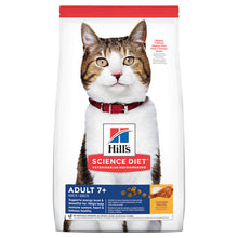 Load image into Gallery viewer, Hill's Science Diet Adult 7+ Senior Dry Cat Food 3kg