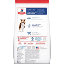 Load image into Gallery viewer, Hill's Science Diet Adult 7+ Senior Dry Dog Food 3kg