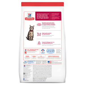 Hill's Science Diet Adult Dry Cat Food 10kg