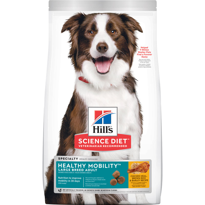 Hill's Science Diet Adult Healthy Mobility Large Breed Dry Dog Food 12kg
