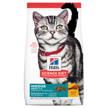 Load image into Gallery viewer, Hill's Science Diet Adult Indoor Dry Cat Food 2kg