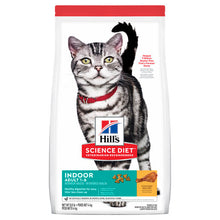 Load image into Gallery viewer, Hill's Science Diet Adult Indoor Dry Cat Food 4kg