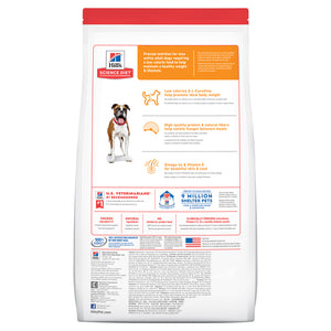 Hill's Science Diet Adult Light Dry Dog Food 12kg