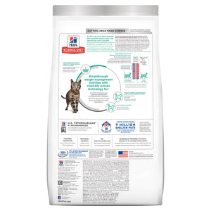 Hill's Science Diet Adult Perfect Weight Dry Cat Food 3.17kg
