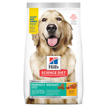Load image into Gallery viewer, Hill's Science Diet Adult Perfect Weight Dry Dog Food 1.81kg