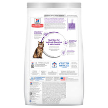 Load image into Gallery viewer, Hill's Science Diet Adult Sensitive Stomach & Skin Dry Cat Food 3.17kg